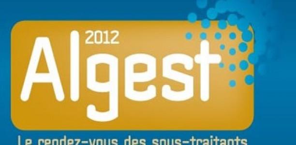 Ouverture du 2ème salon international de la sous-traitance (Algest 2012)